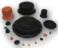 Molded Diaphragm Products