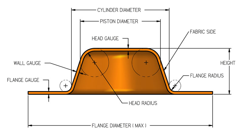 Type F Diaphragm